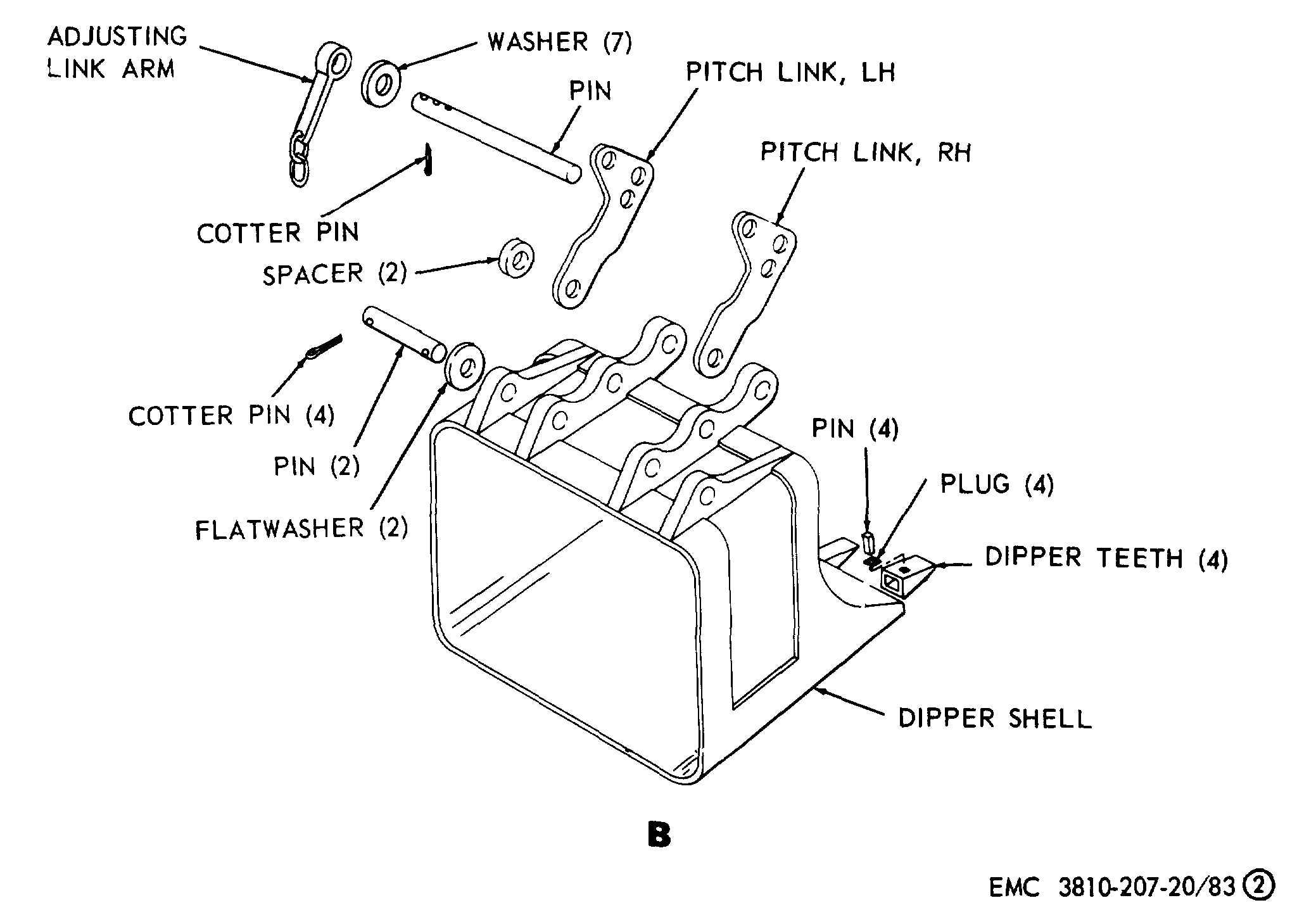 boom truck crane diagram