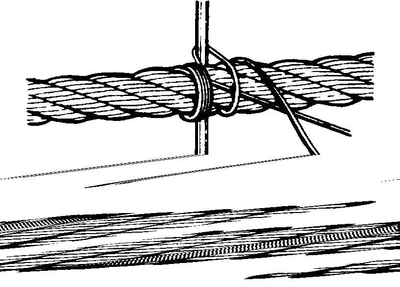 Seizing Wire Rope