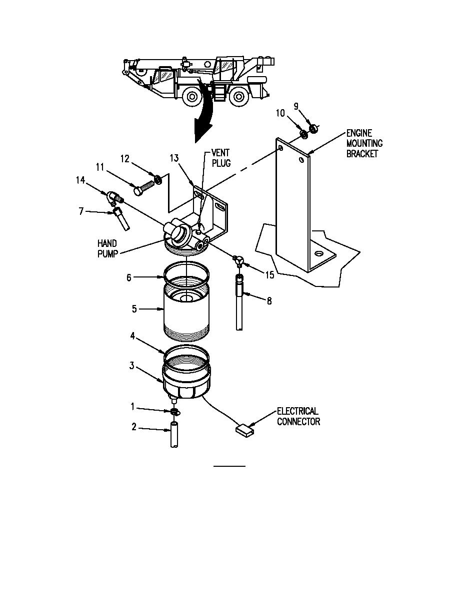 figure 2 water separator installation